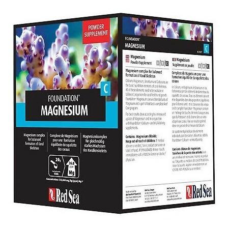 Imagem 1 de 1 de Red Sea Foundation Magnesium C - 1kg