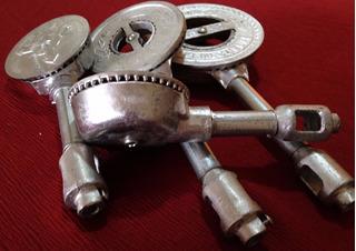 Quemador De Aluminio Pequeño Para Reverbero Tipo Fogón