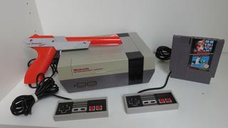Consola Nintendo Nes Original 100%