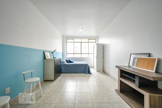 Apartamento Para Aluguel - Higienópolis, 1 Quarto, 26 - 893001000