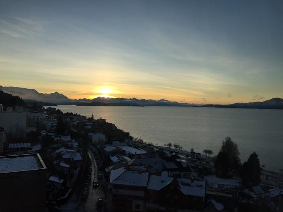 Departamento Con Excelente Vista Al Lago En Bariloche