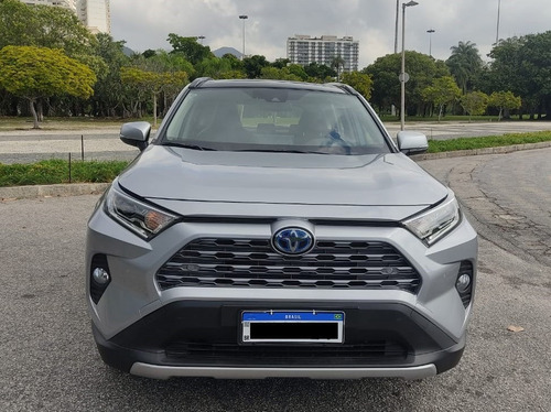 Toyota Rav4 Sx Connect Hybrid 4wd 2020 Zero Km
