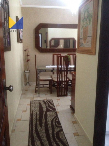 Apartamento À Venda, 69 M² Por R$ 230.000,00 - Cocaia - Guarulhos/sp - Ap0064