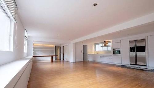 Imagem 1 de 15 de Apartamento Moderno E Amplo À Venda Ao Lado Do Metrô Oscar Freire - Ap1045