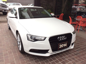Audi A5 2.0 T Trendy Plus Multitronic 2014 Blanco