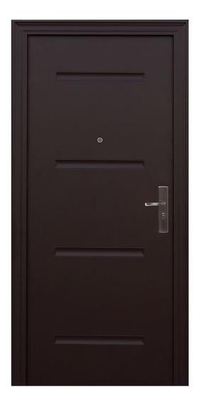 Puerta De Seguridad Xe Riviera S1 Apertura Izq. Acero 100%