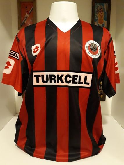 Camisa Ankara Turquia Lotto