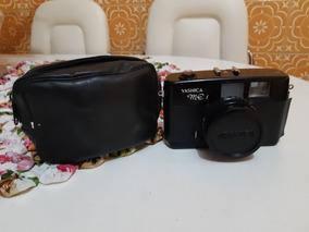 Câmera Analógica Yashica Me1 C/ Bolsa