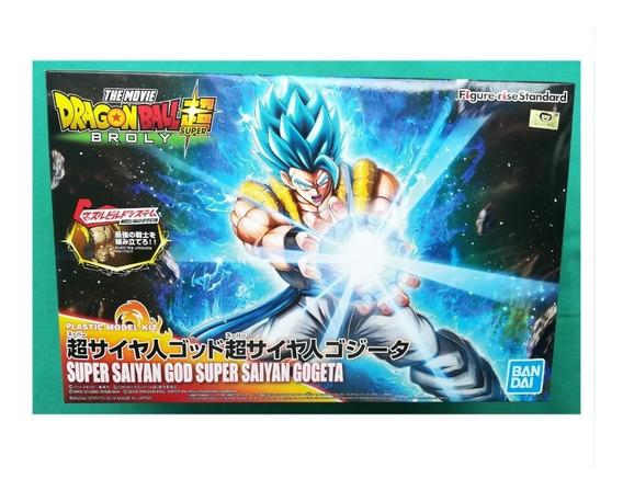 Figure Rise Dragon Ball Super Saiyan God Gogeta Armable