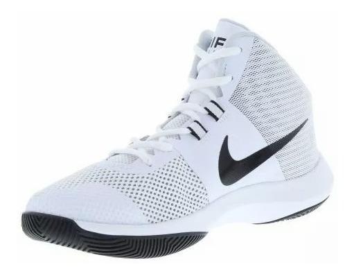 Tenis Masculino Nike Air Precision Branco/preto