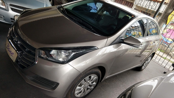 Hyundai Hb20s 1.6 Flex Automático 2018