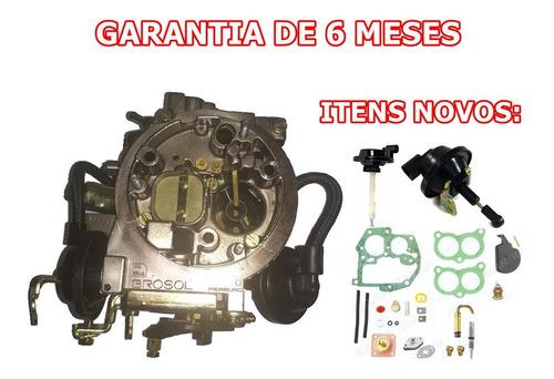 Imagem 1 de 4 de Carburador 2e Gol Quadrado 89/94 1.8 Álcool Brosol Orig Ap