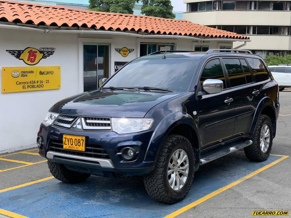 Mitsubishi Nativa At 3500 Gasolina 4x4