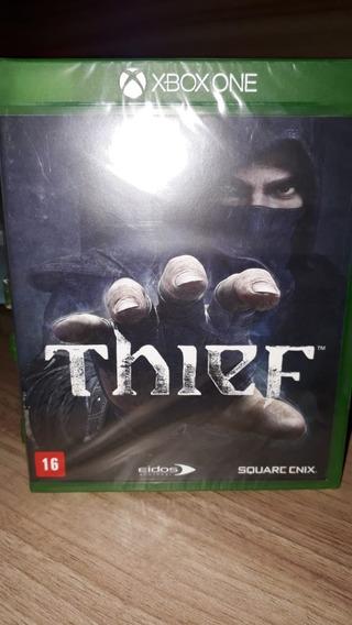 Thief Original Novo Mídia Física