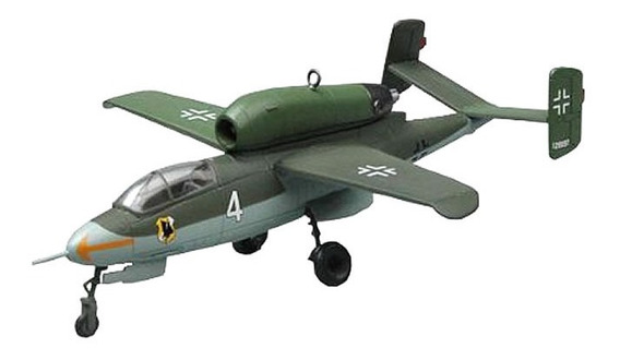 Miniatura Avião Heinkel He-162 Salamander 1/72 Easy Model