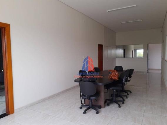 Sala Para Alugar, 360 M² Por R$ 4.000/mês - Terras De Santa Bárbara - Santa Bárbara D