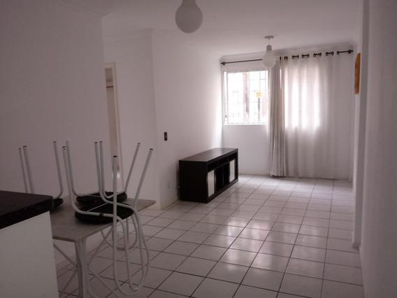 Apartamento Em Serraria, São José/sc De 52m² 2 Quartos À Venda Por R$ 130.000,00 - Ap399086