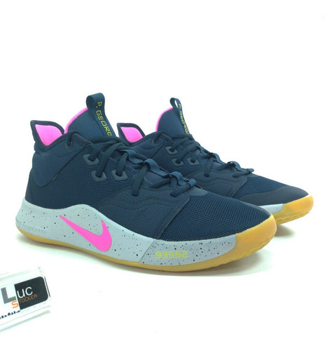Tênis Nike Paul George 3  Acg  100% Original