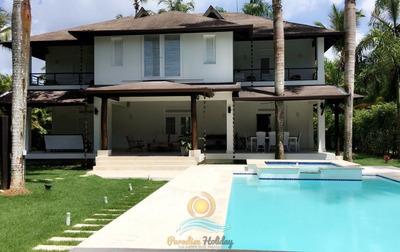 Villa Caney Las Terrenas Paradise Holiday Lt