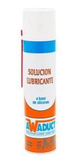 Solucion Lubricante Deslizante Caños Awaduct 400 Cc Desague