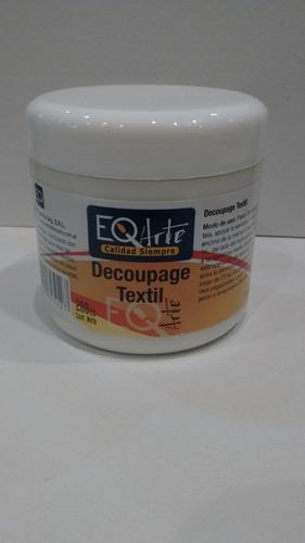 Mod Podge Adhesivo Textil Para Decoupage 200 Cc Eq Arte