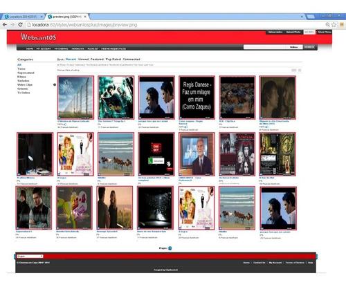 Imagem 1 de 6 de Servidor Mikrotik+locadora Em Uma Só Maquina+300 Filmes