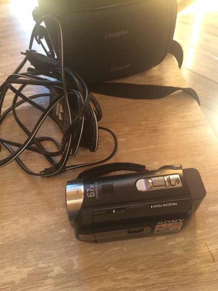 Filmadora Sony Handycam Com Projetor Integrado