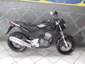 Honda Cb 300r Preta 2011