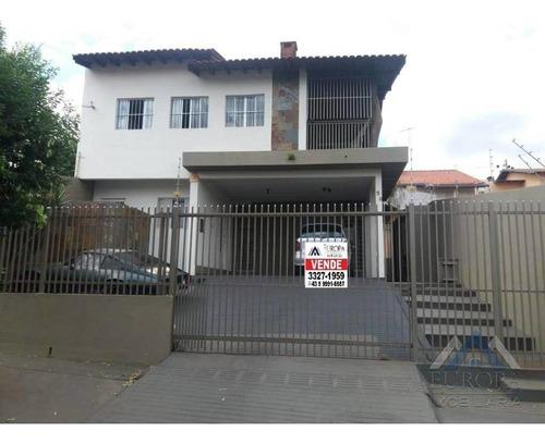Imagem 1 de 16 de Sobrado À Venda, 160 M² Por R$ 550.000,00 - Jardim Presidente - Londrina/pr - So0042