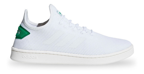 Tenis adidas Court Adapt Blanco