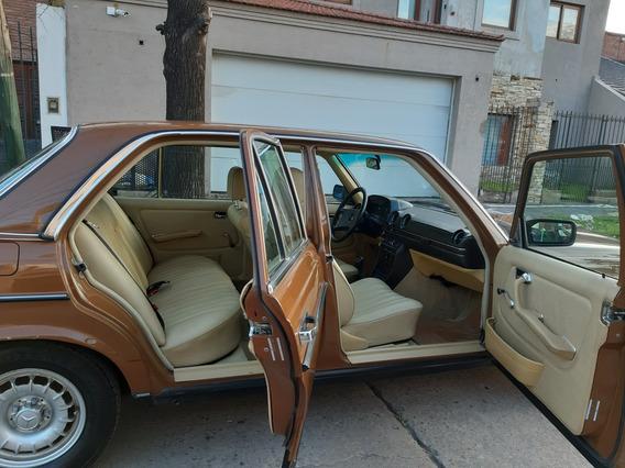 Mercedes-benz 230 E Nafta El Estado Del Auto Es De Coleccion