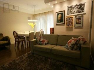 Apartamento À Venda, 105 M² Por R$ 650.000,00 - Vila Leão - Sorocaba/sp - Ap1159