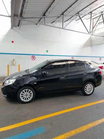 Chevrolet Sail Sedan Ltz