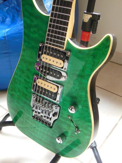 Guitarra Hand-made (luthier) - Esp, Vigier, Ibanez, Strato