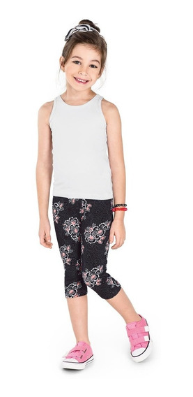 Regata Cotton Feminina Rovitex Kids Premium