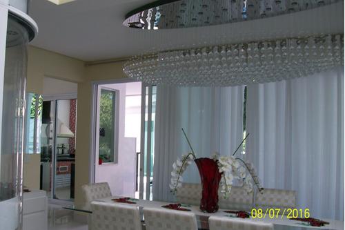 Sobrado Lindíssimo Em Condomínio Fechado Em Riviera De São L - 1033-10419