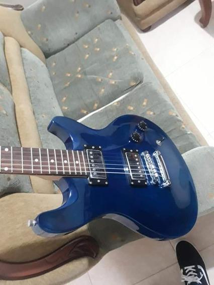 Guitarra Eléctrica Gypsy Leer Bien