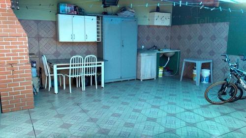 Casa Residencial À Venda, 2 Dormitórios. Jardim Santa Rosa, Sorocaba. - Ca0967