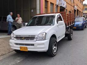 Chevrolet Luv D-max 4x2 Diésel Estacas