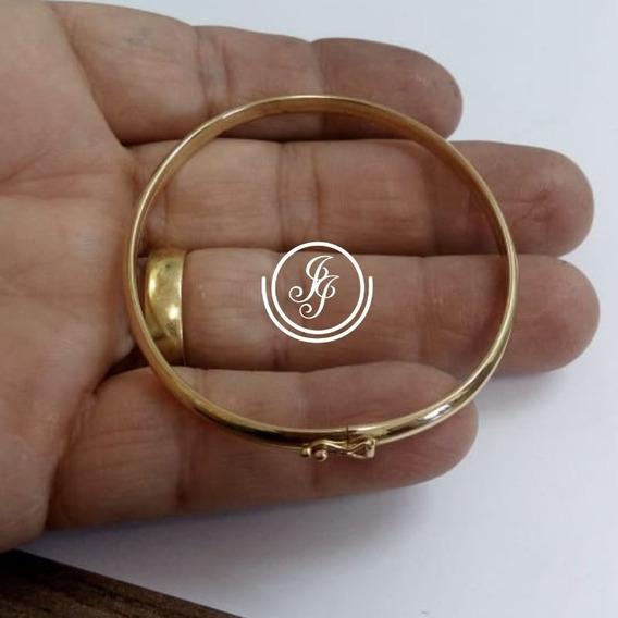 Bracelete De Ouro Amarelo 18kl