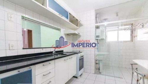 Imagem 1 de 21 de Apartamento Com 2 Dorms, Vila Das Bandeiras, Guarulhos - R$ 275 Mil, Cod: 7280 - V7280