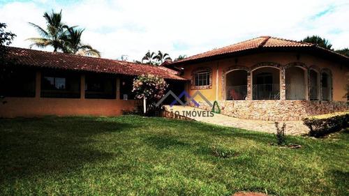 Imagem 1 de 10 de Chácara À Venda, 2500 M² Por R$ 1.350.000,00 - Jardim Celeste - Jundiaí/sp - Ch0024
