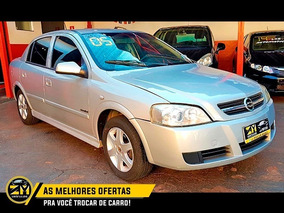 Chevrolet Gm Astra Comfort 2.0 Prata 2005