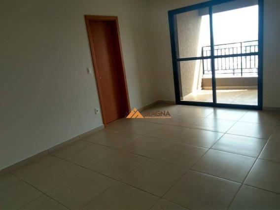 Apartamento Com 3 Dormitórios À Venda, 90 M² Por R$ 455.000,00 - Nova Aliança - Ribeirão Preto/sp - Ap4161