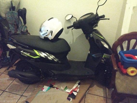 Suzuki Let