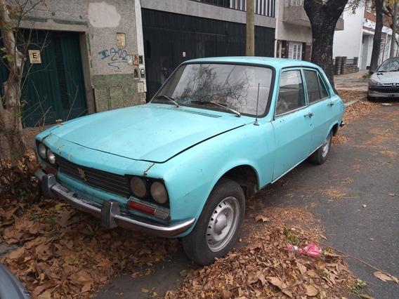 Peugeot 504 1.6 1978, Titular Leer Todo El Aviso.