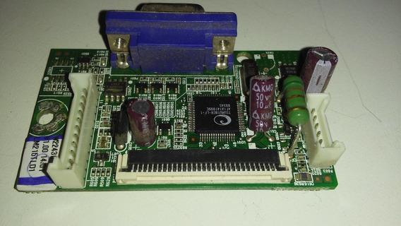 Placa Principal Monitor Lg W2243c-pf