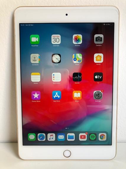 iPad Mini 4 Wifi 128gb Gold A1538 Semi Novo