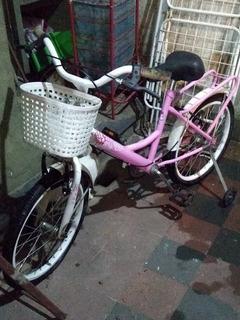 Bicicleta Liberty Sasha Rodado 12 Niña