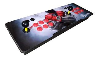 Tablero Multijuegos Pandora 9 Con 1660 Juegos Arcade